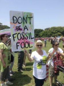 fossil fool