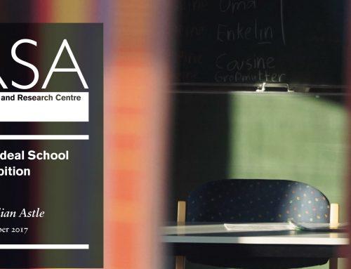"""The Ideal School Exhibition"" by Julian Astle"