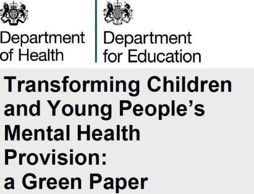 Transforming children and young people's mental health provision