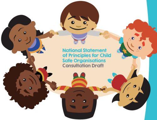 Australian National Statement of Principles for Child Safe Organisations