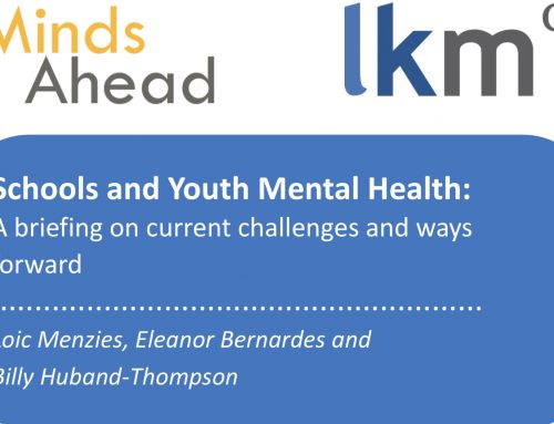 UK: Schools and Youth Mental Health: a briefing