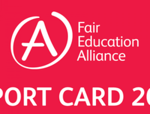 Fair Education Alliance Report Card 2018