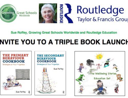 Book Launch, Covent Garden, 24 November 2018