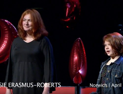 How to strengthen family relationships – #familymh5aday | Rosie and Claire Erasmus | TEDxNorwichED