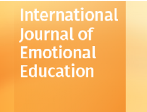 International Journal of Emotional Education new issue: Vol 11 (2)