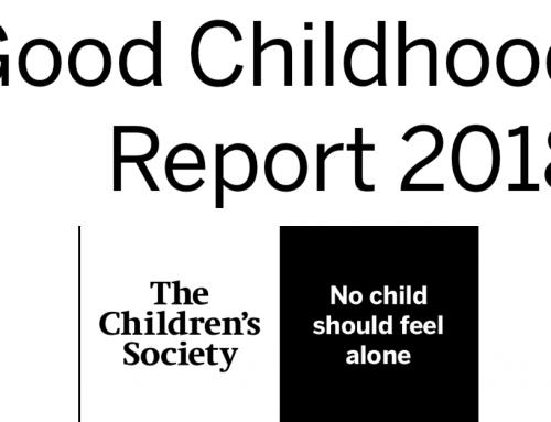 The Good Childhood Report 2018