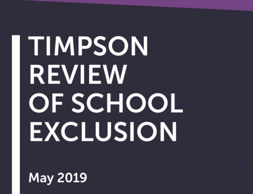 Timpson publishes landmark exclusions review