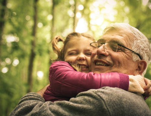 The importance of the grandparent bond in attachment