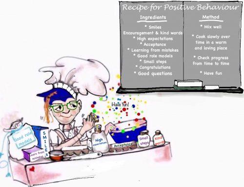 Recipe from the Primary Behaviour Cookbook