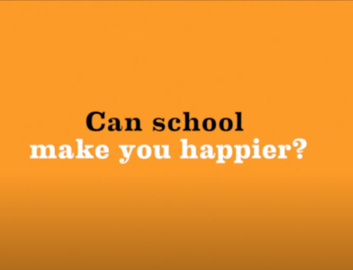 Can school make you happier?